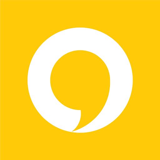 [Saokim.com.vn] Logo của Agency Comma media