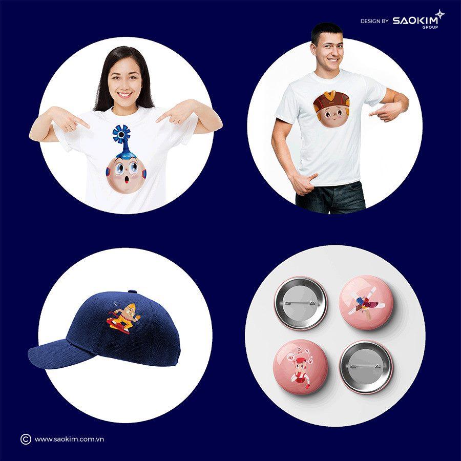 [SaoKim.com.vn] Những Logo Mascot huyền thoại trong lịch sử