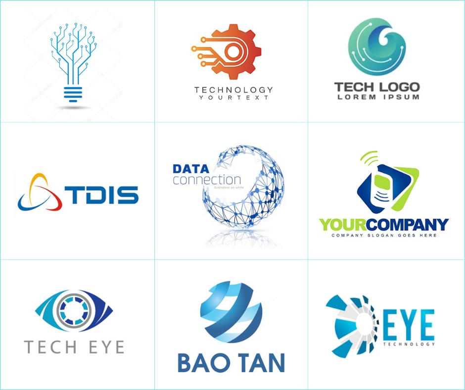 [Saokim.com.vn] Top 50+ thiết kế logo ngành công nghệ thông tin