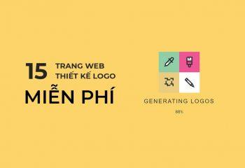 Các trang web thiết kế Logo miễn phí