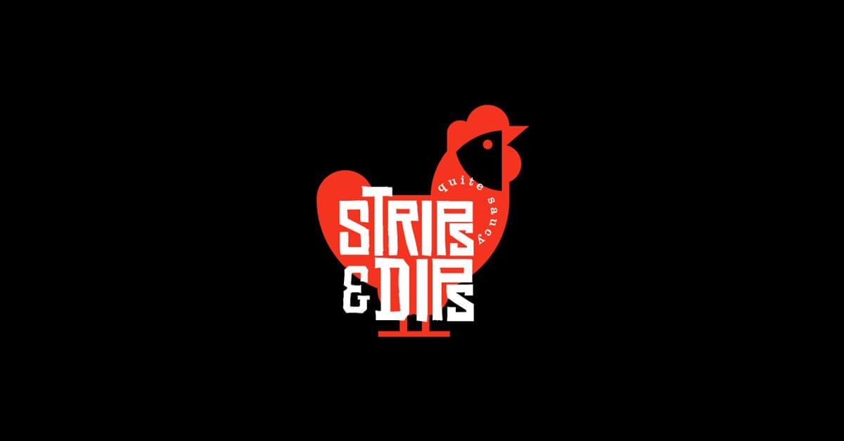 Mẫu Logo con gà đẹp, sáng tạo 10