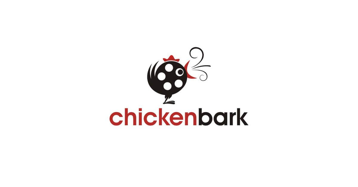 Mẫu Logo con gà đẹp, sáng tạo 14