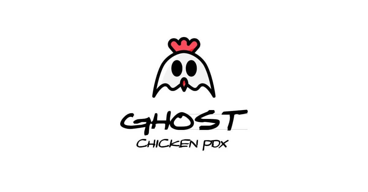 Mẫu Logo con gà đẹp, sáng tạo 6