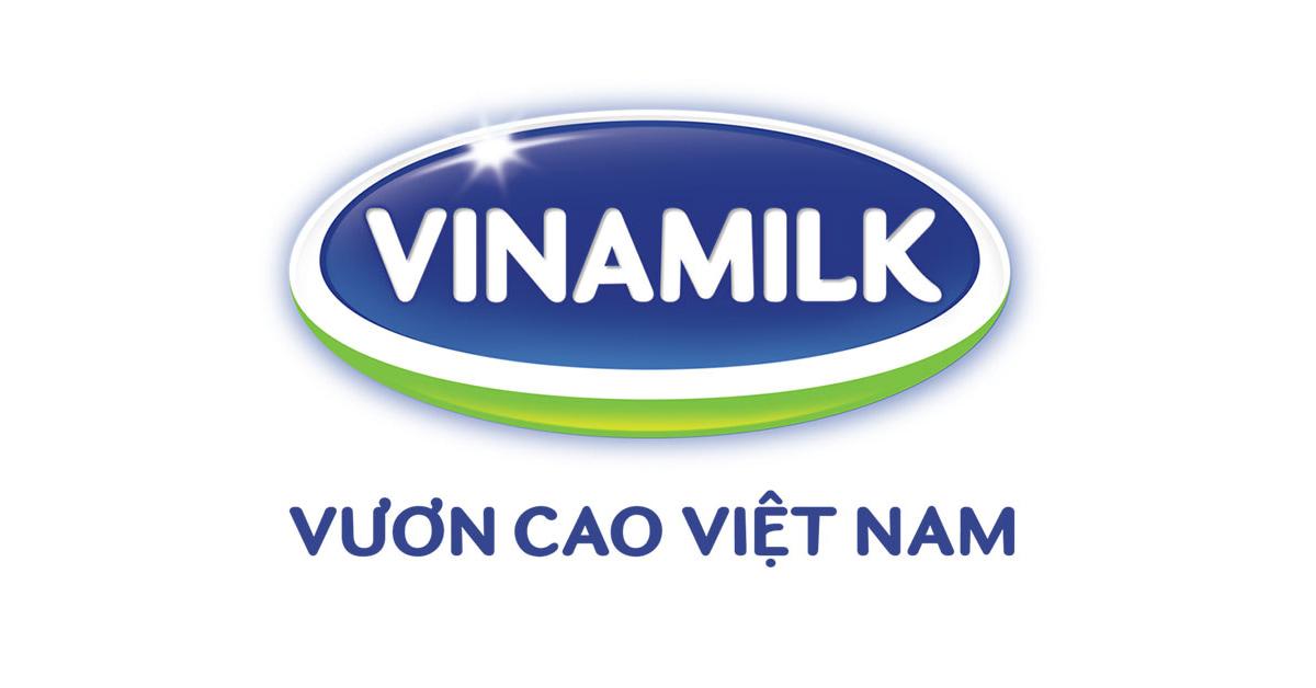 Slogan của Vinamilk: Vươn cao Việt Nam