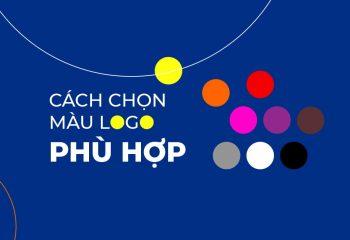 Cách chọn màu Logo