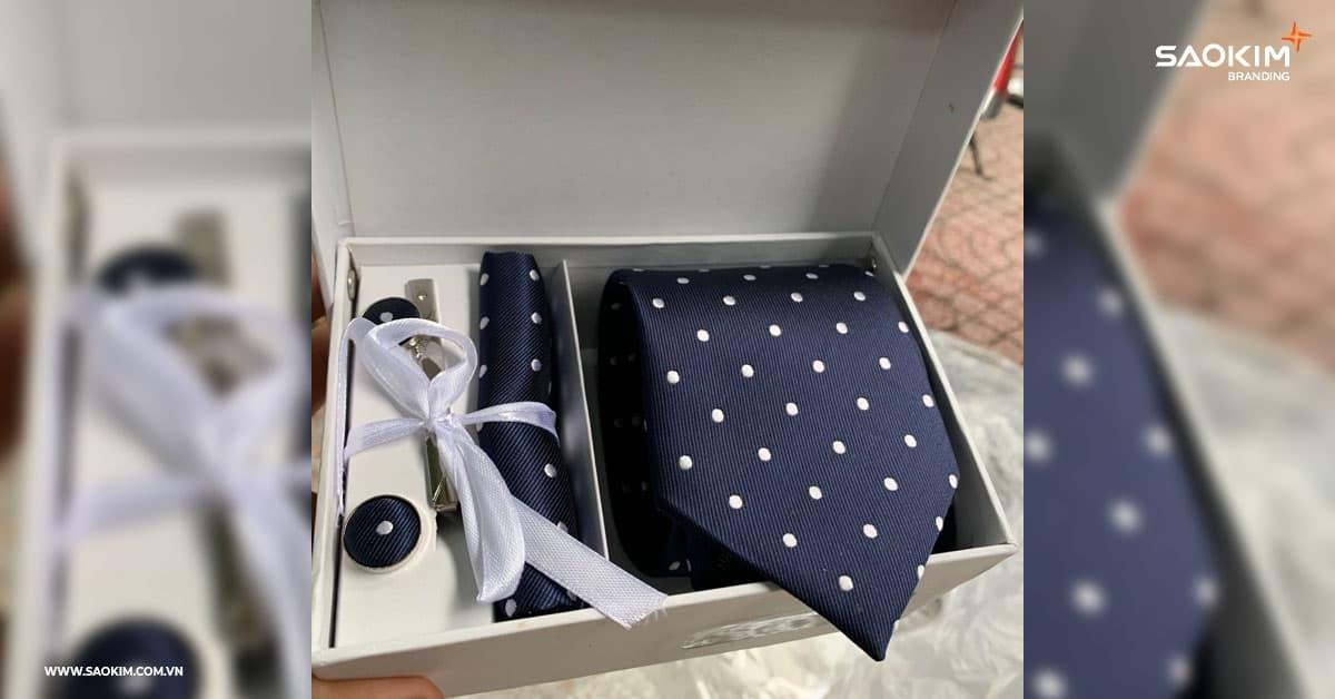 Cà vạt - món quà tặng tết thể hiện sự tinh tế và tính thẩm mỹ