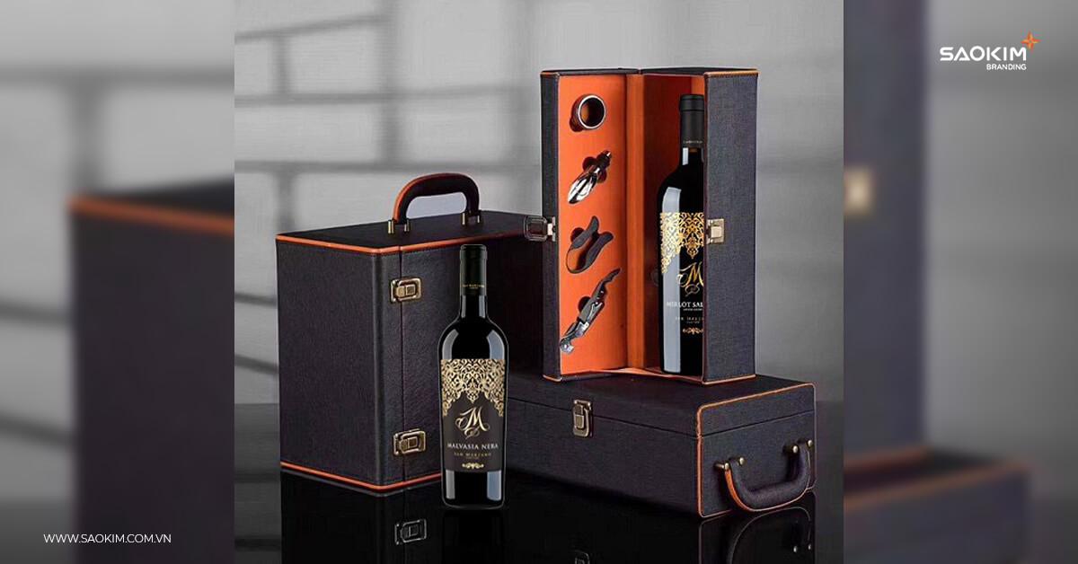 Quà tết Nhâm Dần #1: Rượu vang cao cấp