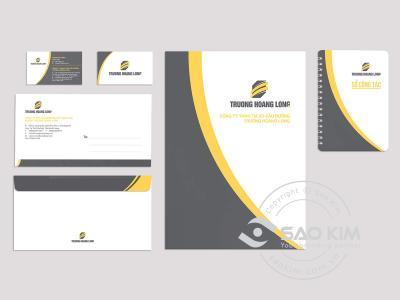 TRƯƠNG HOÀNG LONG - Thiết kế logo Trương Hoàng Long