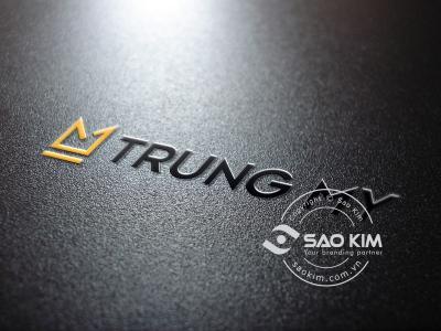 TRUNG MỸ - Thiết kế logo bất động sản Trung Mỹ