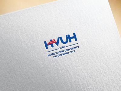 ĐẠI HỌC HÙNG VƯƠNG - Thiết kế logo đại học Hùng Vương