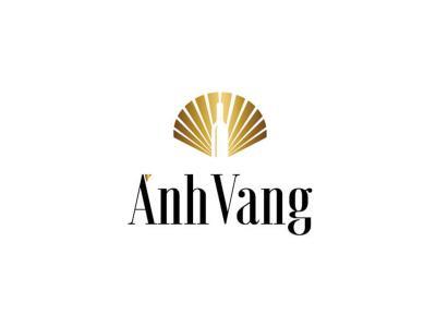 ÁNH VANG - Thiết kế logo rượu nhập khẩu Ánh Vang