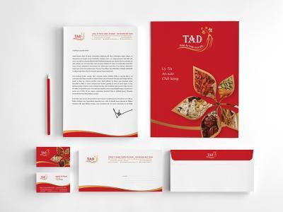 Thiết kế logo và nhận diện thương hiệu dược phẩm Thiên Ân Dược