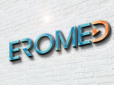 EROMED - Thiết kế bộ ấn phẩm nhận diện thương hiệu EROMED