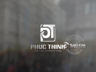 PHÚC THỊNH - Thiết kế logo Phúc Thịnh