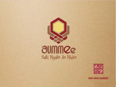 AUMMEE - Thiết kế nhận diện thương hiệu cho nhà hàng chay Aummee