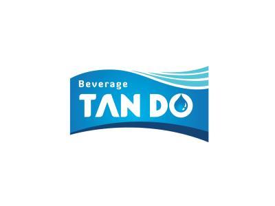 Tân Đô - Thiết kế logo công ty nước giải khát Tân Đô