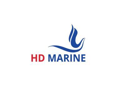 Thiết kế logo và hồ sơ năng lực công ty dầu khí HD MARINE