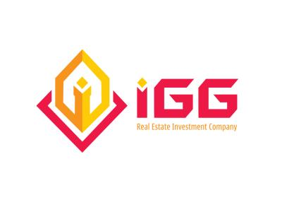IGG - Thiết kế logo và nhận diện thương hiệu công ty bất động sản IGG