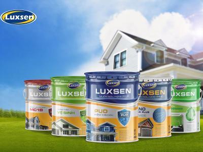Công ty cổ phần phát triển sơn quốc tế Luxsen
