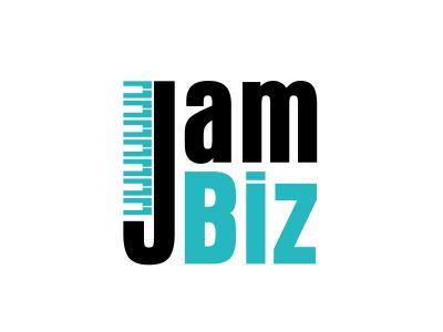 JAMBIZ - Thiết kế logo studio JamBiz