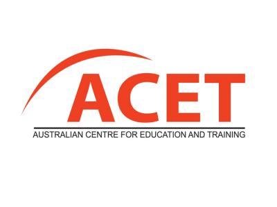 ACET - Thiết kế logo và nhận diện thương hiệu trung tâm anh ngữ ACET