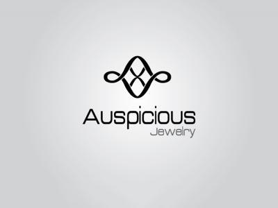 Auspicious Jewelry - Thiết kế logo nhận diện thương hiệu trang sức Auspicious Jewelry