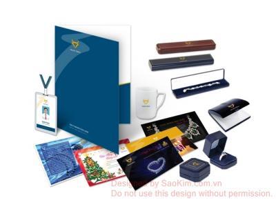 Vàng Ngọc Toàn - Thiết kế thương hiệu vàng Ngọc Toàn
