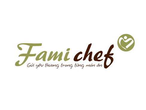 FAMICHEF - Dự án sáng tạo thương hiệu thực phẩm sơ chế Famichef