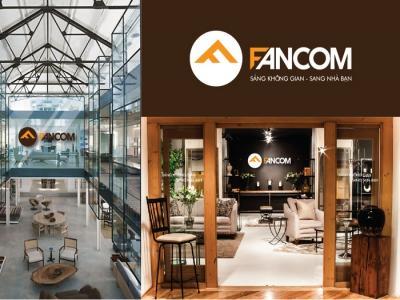 FANCOM - Dự án sáng tạo thương hiệu nội thất Fancom