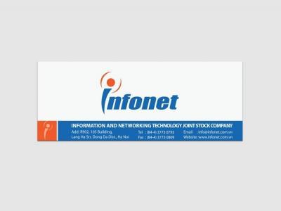 Công ty cổ phần công nghệ mạng và truyền thông INFONET