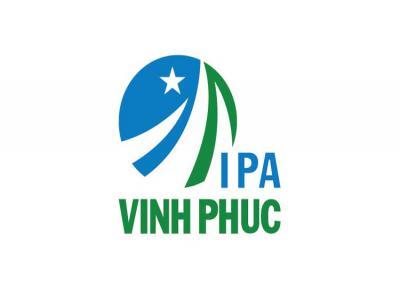 IPA VĨNH PHÚC - Thiết kế logo cho Ban xúc tiến đầu tư tỉnh Vĩnh Phúc