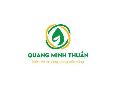 QUANG MINH THUẦN - Thiết kế logo và nhận diện công ty Quang Minh Thuần