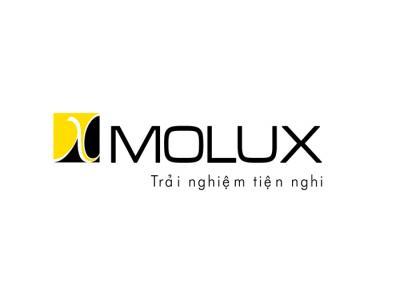 MOLUX - Thiết kế thương hiệu cho chuổi siêu thị nội thất MOLUX