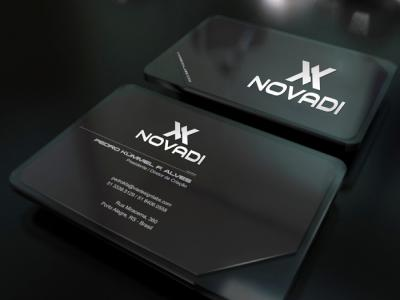 NOVADI - Đặt tên thương hiệu & thiết kế logo cho sản phẩm thiết bị âm thanh