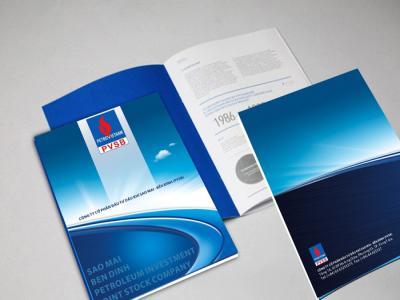 PVSB BẾN ĐÌNH - Thiết kế profile Công ty CP Đầu tư Dầu khí Sao Mai - Bến Đình