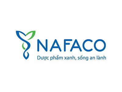 NAFACO - Thiết kế logo sáng tạo thương hiệu ngành dược phẩm