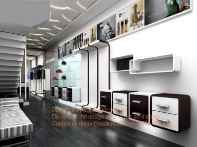 Showroom Thời trang hàng hiệu
