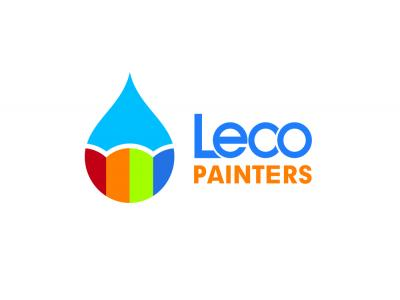 LECO PAINTER - Thiết kế logo - website - nhận diện thương hiệu cho công ty sơn Leco Painters
