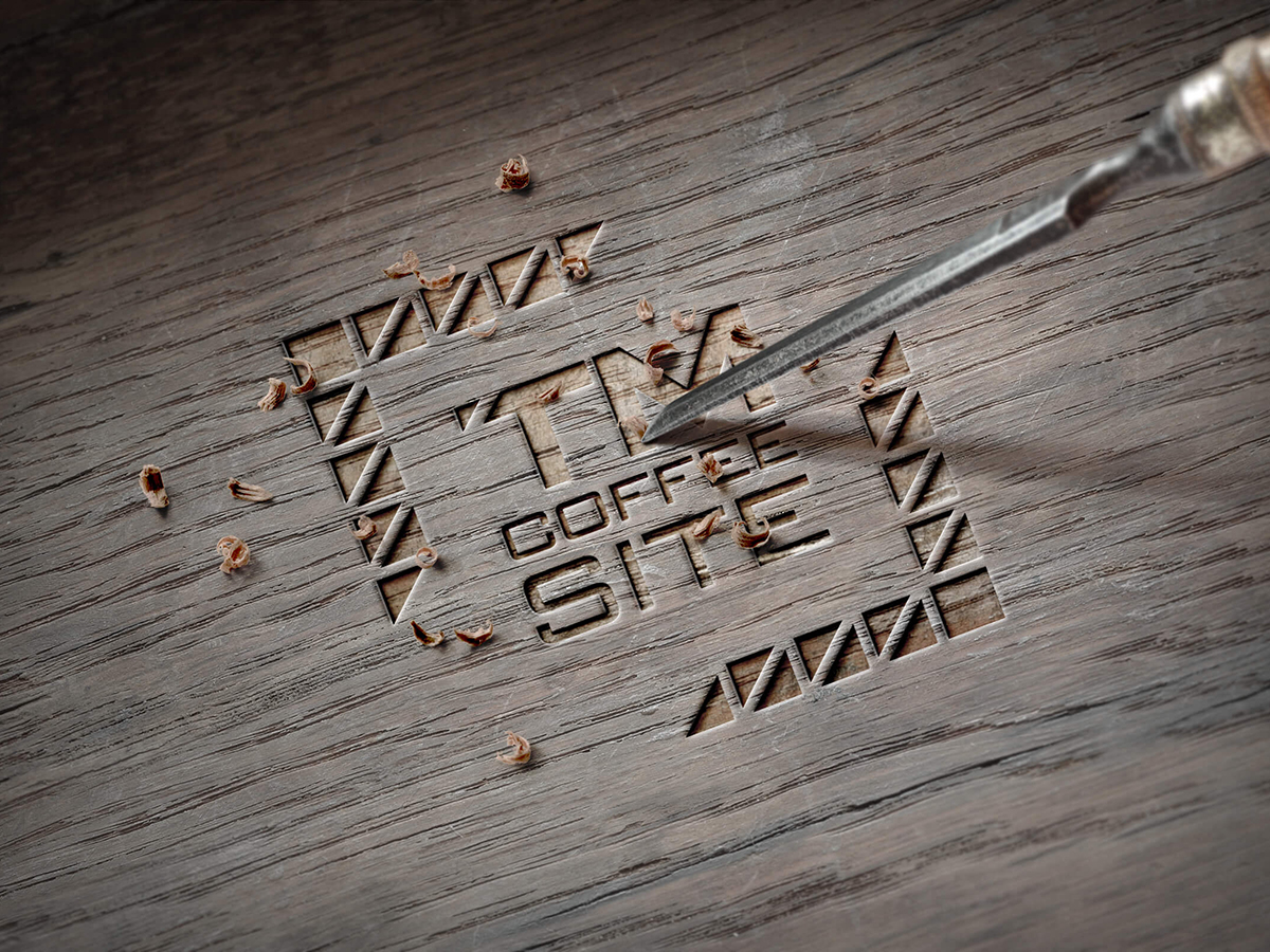 Thiết kế logo và bộ nhận diện chuỗi cafe Công trường tại TP HCM