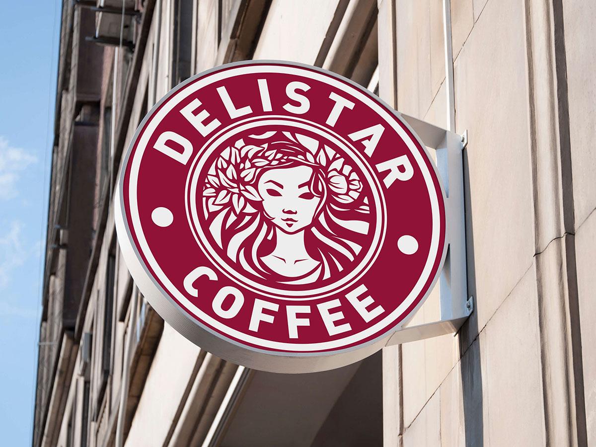Thiết kế nhận diện thương hiệu Delistar tại TP HCM