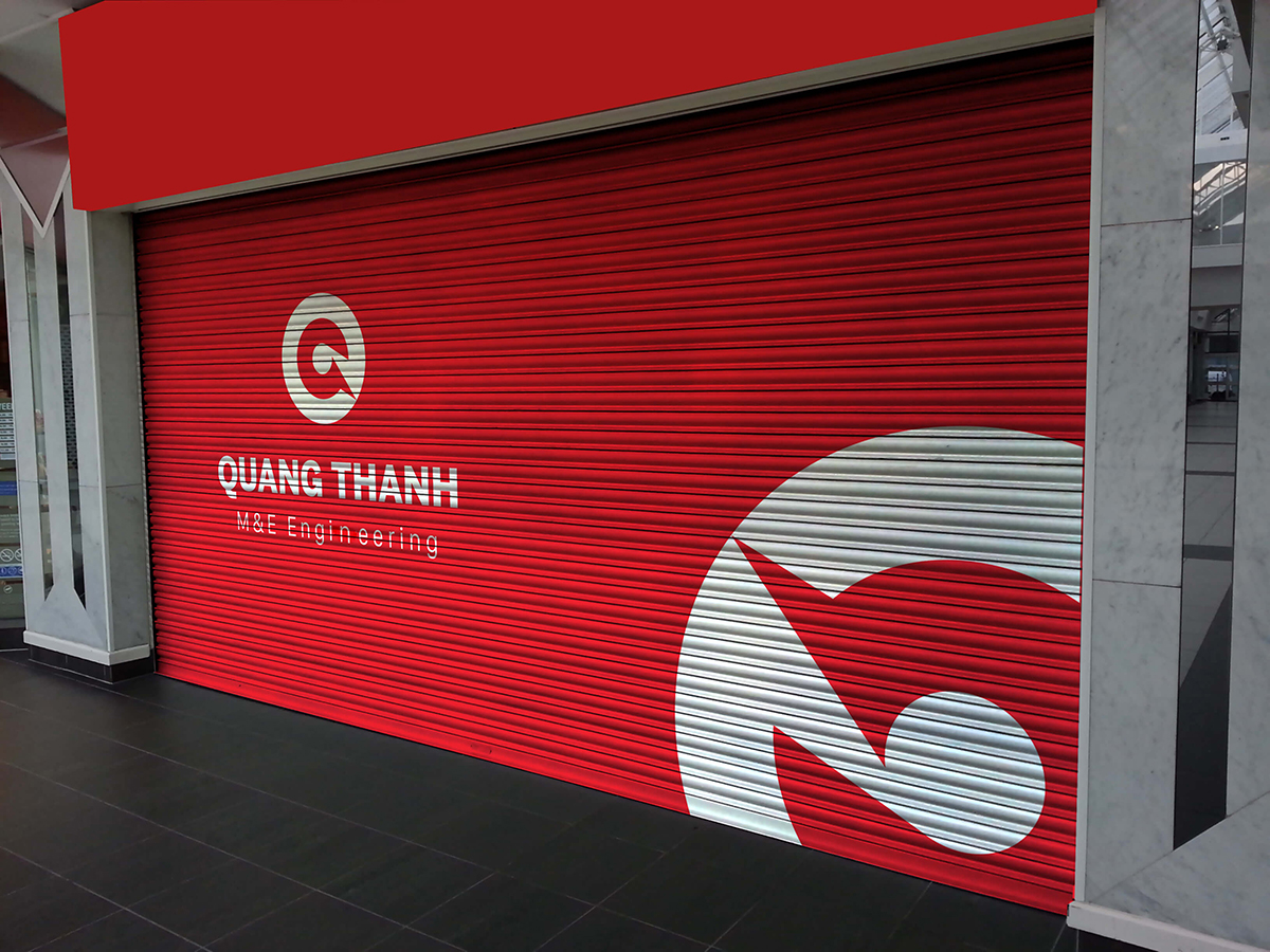 Thiết kế logo Quang Thanh tại Đồng Nai