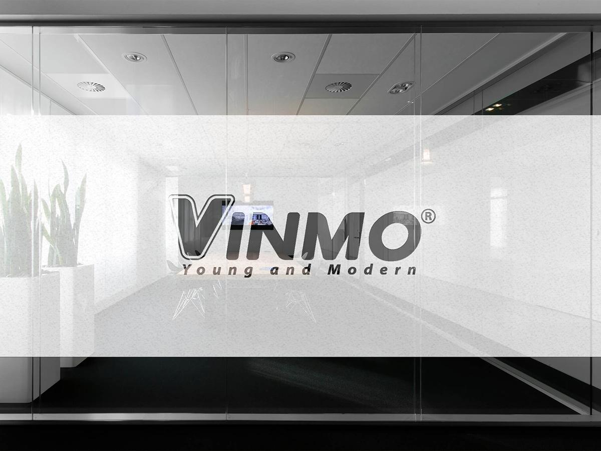 Thiết kế logo và nhận diện thương hiệu VINMO tại TP HCM