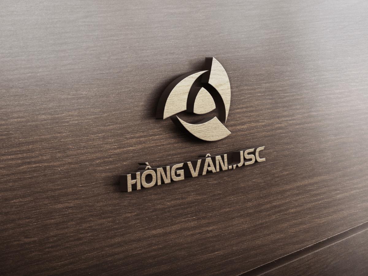 Thiết kế logo Hồng Vân tại Hà Nội
