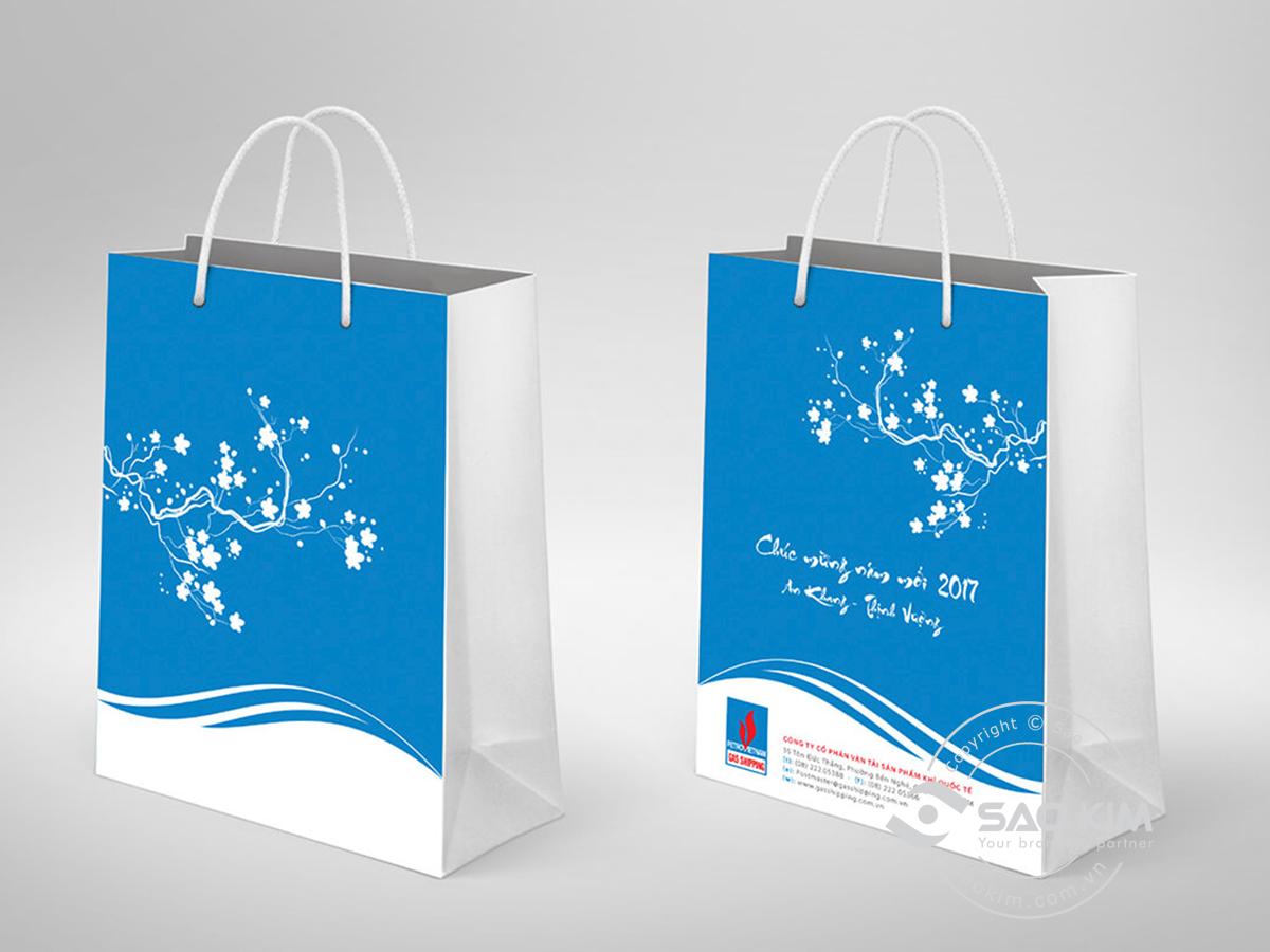 Thiết kế logo và nhận diện thương hiệu Gas shipping tại TP HCM