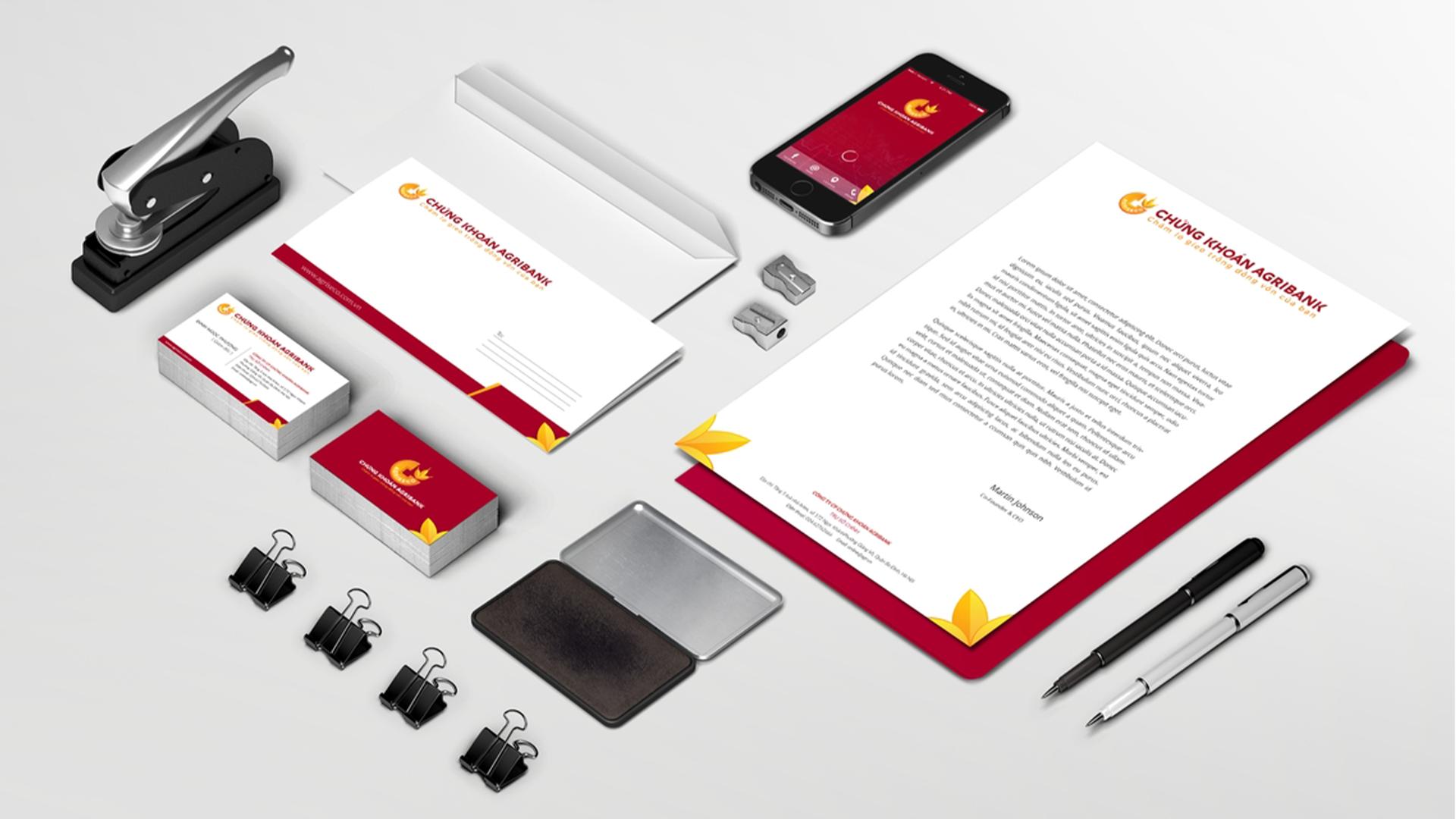 Thiết kế hệ thống nhận diện thương hiệu AGRISECO tại Hà Nội