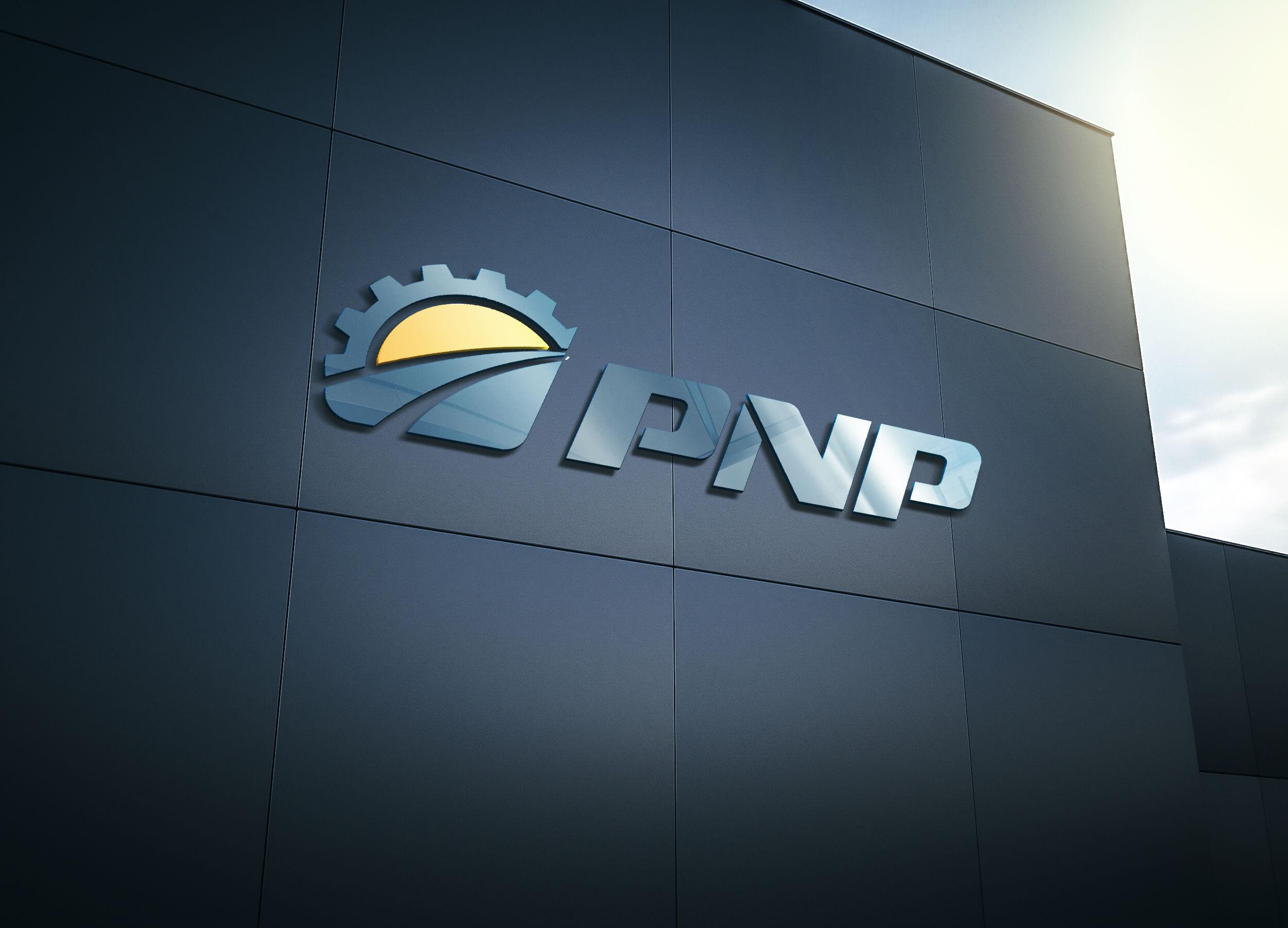 Thiết kế logo công ty PNP Việt Nam tại TP HCM