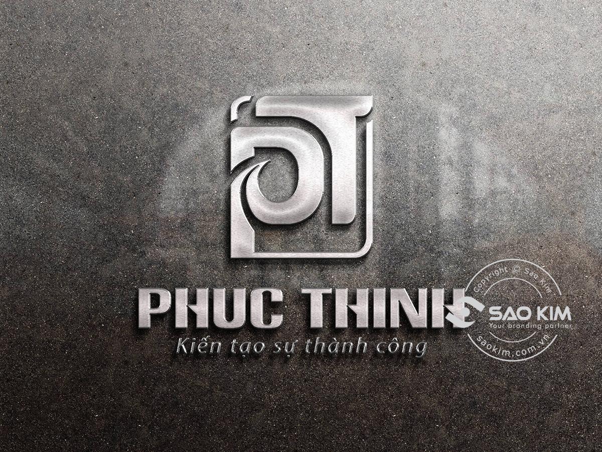 Thiết kế logo Phúc Thịnh