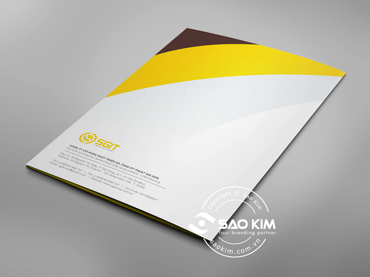 Thiết kế logo SGIT