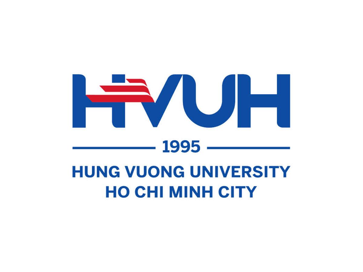 Thiết kế logo đại học Hùng Vương tại TP HCM