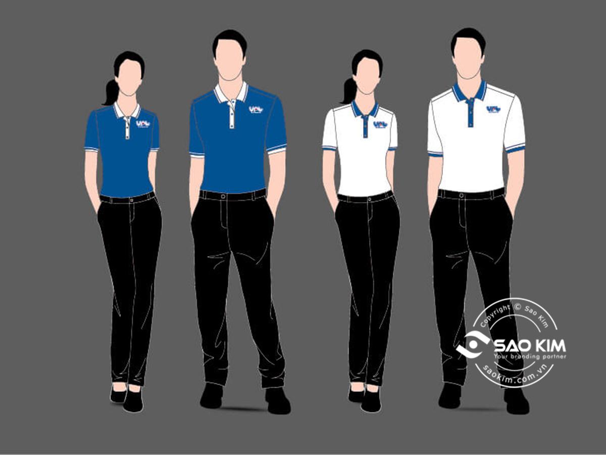 Thiết kế logo và bộ nhận diện bao cao su VRT tại Long An